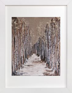 Aspen Grove by Emily Magone at minted.com