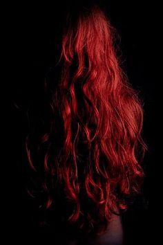 Character Inspiration, Aesthetics, Romantic, Fantasy, Long Hair Styles, Red, Beauty, Fotografia, Long Hairstyle