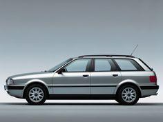 Audi 80 Avant (8C,B4) '09.1991–01.1996