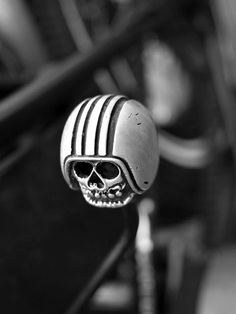 Custom shifter | Anchor & Bolts #skull