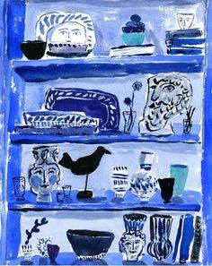 Bella Foster. Bookshelf. Marvellous