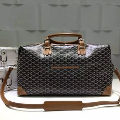 Goyard Travling Tote Bag