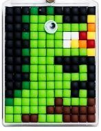 Knutselpakket Pixelhobby sleutelhanger Draak