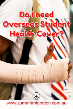 Do I need Overseas Student Health Cover? Are you asking this same question? We created this article just for you. Student Health Insurance, Health Insurance Options, Emergency Ambulance, General Practitioner, National Board, Step Kids, Stress Free, Health Care, Medicine