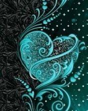 Diamond Wallpaper, Heart Wallpaper, Purple Wallpaper, Flower Wallpaper, Wallpaper Backgrounds, Phone Screen Wallpaper, Cellphone Wallpaper, Wallpaper Paisajes, Love Wallpaper Download