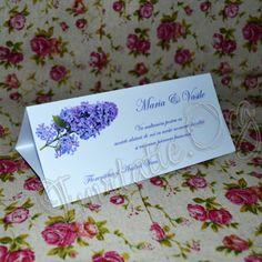 Plicuri de bani cu Flori de Liliac Liliac, Napkins, Dinner Napkins