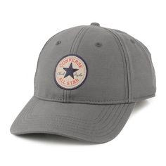 Converse Tip Off Baseball Cap - Grey