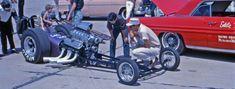 Vintage Drag Racing - Eddie Hill