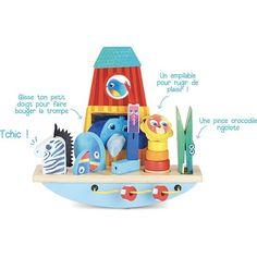 #Vilac - multi activiteiten spel - Noah's ark +18M #littlethingz