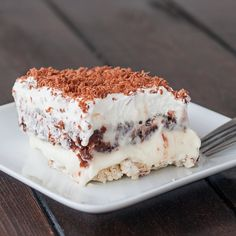 This is so good. I know this dessert by a completely different name but whatever you call it's delicious!  sex-in-a-pan-1-3