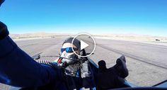 Piloto é Atingido Por Asa De Avião Quando Se Preparava Para Levantar Voo