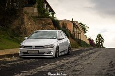 Norman's New Spec Polo Volkswagen Polo, Vw, Play Golf, Ocean City, Vehicles, Illusion Art, Cannon, Cars, Vintage Cars