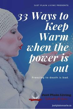 The power is out, you have no alternative heating and it's midwinter in a northern climate. The temperature is down far below freezing. Survival Prepping, Emergency Preparedness, Survival Skills, Survival Hacks, Emergency Kits, Wilderness Survival, Homemade Dish Soap, Self Reliance, Natural Cleaners