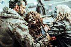 Photos - Z Nation - Season 4 - Promotional Episode Photos - Episode - A New Mission Keep Moving - Z Nation, Popular Shows, New Shows, Zombies, Mystery, Horror, Survival, Mint, Fandoms