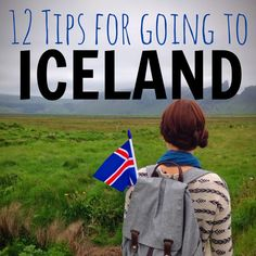 12 Tips for Going to Iceland // The money, the driving, the souvenirs.here's all the random logistical advice for a trip to Iceland! Pin it because you're going to want to go to this magical island someday. TRUST ME. Oh The Places You'll Go, Places To Travel, Travel Destinations, Travel Stuff, Iceland Adventures, Voyage Europe, Thinking Day, I Want To Travel, To Infinity And Beyond