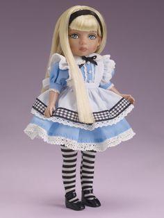 FBP0112 Effanbee Little Alice Patsyette Doll, Tonner 2015 newly listed at http://www.dkkdolls.com/store.