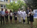 Piknik zdrowia – ZMIENIAM NAWYKI NA ZDROWSZE w Kępnie   Wieruszów