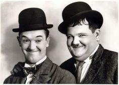 Stan Laurel e Oliver Hard