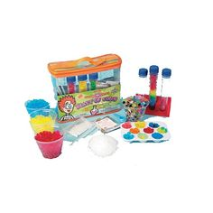 For Alison? Lab in a Bag - Blast of Colour Love To Shop, My Love, Toys R Us Canada, Exploration, Toy Store, Cool Toys, Cool Stuff, Gifts, Bags