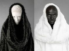 melanistic human - Google Search