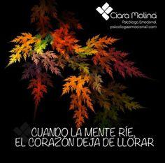 PIENSA EN POSITIVO... (((Sesiones y Cursos Online www.psicologaemocional.com #psicologia #emociones #salud)))