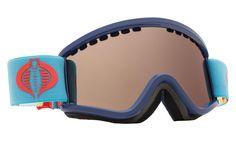 Electric EGV.K G.I. Joe Cobra Goggle w Bronze Lens 2016