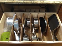 Where do you keep you pots & pans? a2Gemini's kitchen on Gardenweb