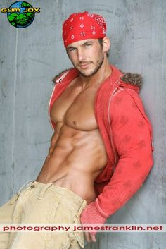 Ripped Amateur Muscly Hunk