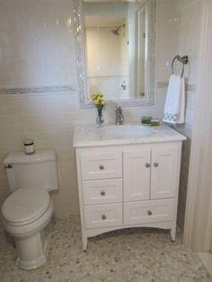 Incredible Nanette Baker Traditional Bathroom Design Interior Used White Small Bathroom Vanities Furniture Ideas
