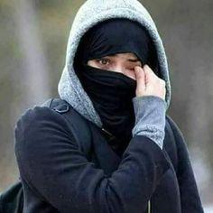 55 Ideas fitness humor women sad for 2019 Niqab Eyes, Hijab Niqab, Muslim Hijab, Mode Hijab, Arab Girls Hijab, Muslim Girls, Muslim Women, Hijabi Girl, Girl Hijab