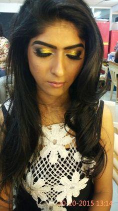 Glamour#GoldnSmokey