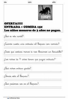 18 FICHAS COMPRENSIÓN LECTORA COMPETENCIAS Spanish Classroom, First Grade, Grammar, Worksheets, Literacy, Teaching, How To Plan, Education, School
