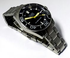Scurfa Diver 1 (Gen II) - Classic diver looks without being too derivative and incredible specs for the price