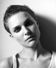 Natalie Portman  photographed by Mark Abrahams