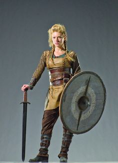 Lagertha Viking Costume CUSTOM MADE 6 Piece by TheModestMaiden