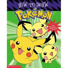 How to Draw Pokemon - Walmart.com