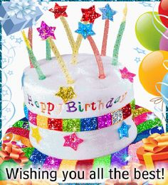 Top Happy Birthday Wishes Gif Images - Birthday Gif Happy Birthday Dog Gif, Birthday Gif For Her, Happy Birthday Gif Images, Image Birthday Cake, Happy Birthday Mother, Happy Birthday Minions, Happy Birthday Wishes Cards, Birthday Blessings, Birthday Gifs