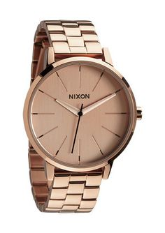 The Kensington   Women's Watches   Nixon Watches and Premium Accessories  from: it.nixon.com