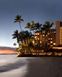 Halekulani, Oahu    A five-acre oasis amid bustling Waikiki, this resort has long set the standard for gracious Hawaiian hospitality. Honeymoon Resorts & Hotels in Hawaii