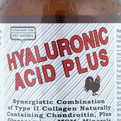 Only Natural Hyaluronic Acid Plus 814 Mg (1x60 Tablets)