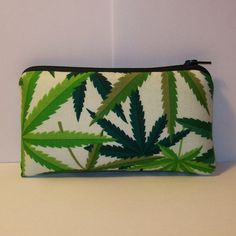 Pipe Pouch Cannabis Bag Glass Pipe Cozy Padded by PouchAPalooza.com