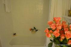 rust oleum tub and tile refinishing kit, bathroom ideas, cleaning tips