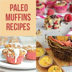 I have done several posts about Paleo muffins recipes and provided a great amount of recipes for you to try. There are so many different kinds of muffins.