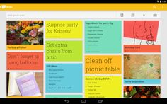 Using Google Keep in the Classroom