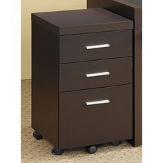 coaster home office file cabinet in cappuccino finish coaster home furnishings httpwww amazoncom coaster shape home office