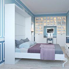 Gut Design Von Wandbett In Schlafzimmer