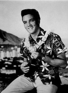 Elvis in Blue Hawaii