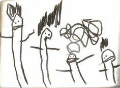 child art Child Art, Outsider Art, Pablo Picasso, Primitives, Mysterious, Art For Kids, Infant, Hair Accessories, Artists