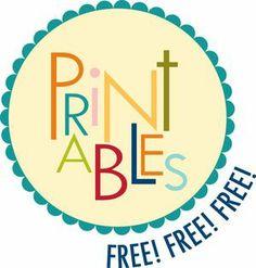free digital Thanksgiving book printable fro m Bella Blvd
