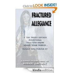 Free on KINDLE TODAY Fractured #Allegiance